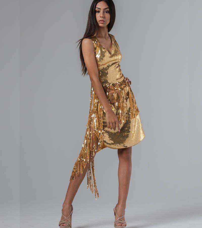 Moteriškos suknelės urmu drabužiai